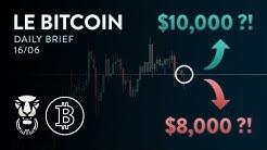 BITCOIN FAUX REBOND MOMENT DE SHORT OU REPRISE HAUSSIÈRE ?! SHAD - Analyse Crypto FR Bitcoin Altcoin