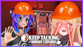 Mel x Pomu Rainpuff: Things Are Probably Going To EXPLODE! [Projekt Melody FULL STREAM]