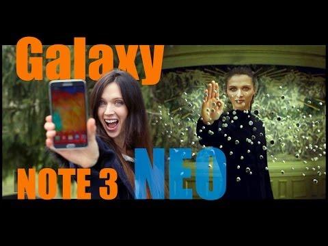 Samsung Galaxy Note 3 Neo Duos: обзор смартфона