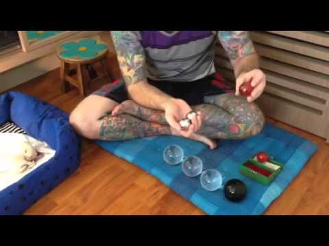 Happy hands therapy Baoding balls