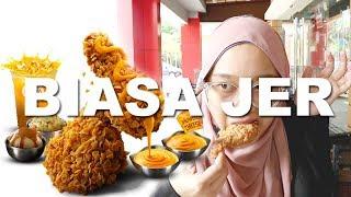 Ayam KFC Nacho Cheezy Crunch Kecik