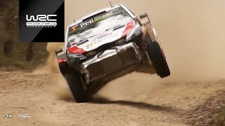 WRC - Rally Australia 2018: Best of Action 👊🏼