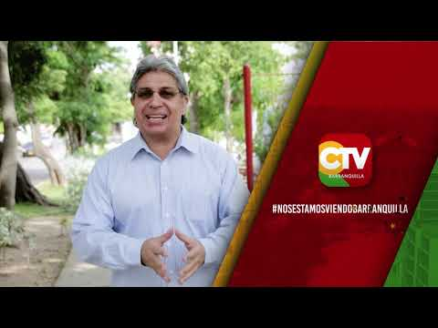 ORGULLO COSTEÑO, CTV Barranquilla. Canal 104 de CLARO.