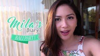 Video Closet Kebuka Sendiri ada di Bali | Mila's Diary download MP3, 3GP, MP4, WEBM, AVI, FLV November 2018