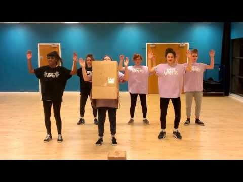 Portsmouth Hospitals NHS Trust - Robodance World Record Attempt Practice File