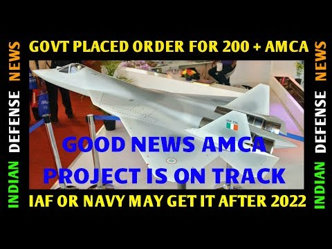 Indian Defence News,AMCA latest news,Everything about amca,200 ordered for IAF,defense talk in hindi