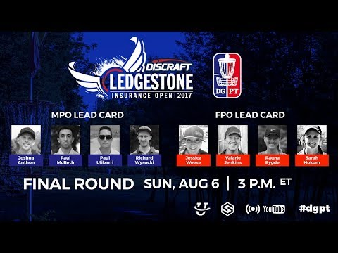 Pro Tour: Ledgestone Insurance Open presented by Discraft - Round 4