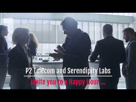 P2 Telecom Happy Hour!