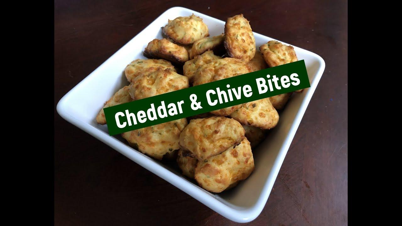 Cheddar & Chive Gougeres