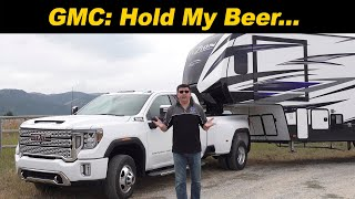 2020 GMC Sierra HD | Towing To The Max!