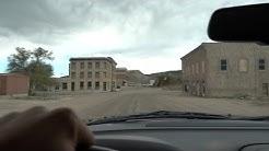 Hidden Ghost Town In The Desert