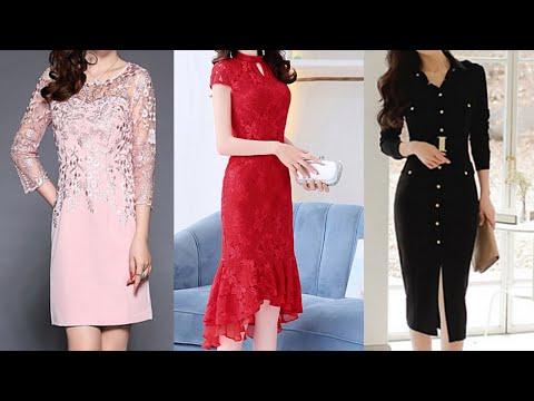 VESTIDOS Bonitos DE MODA 2020 / Vestidos Elegantes / Fashion Love