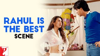 Download lagu Scene Rahul Is The Best Dil To Pagal Hai Shah Rukh Khan Karisma Kapoor MP3
