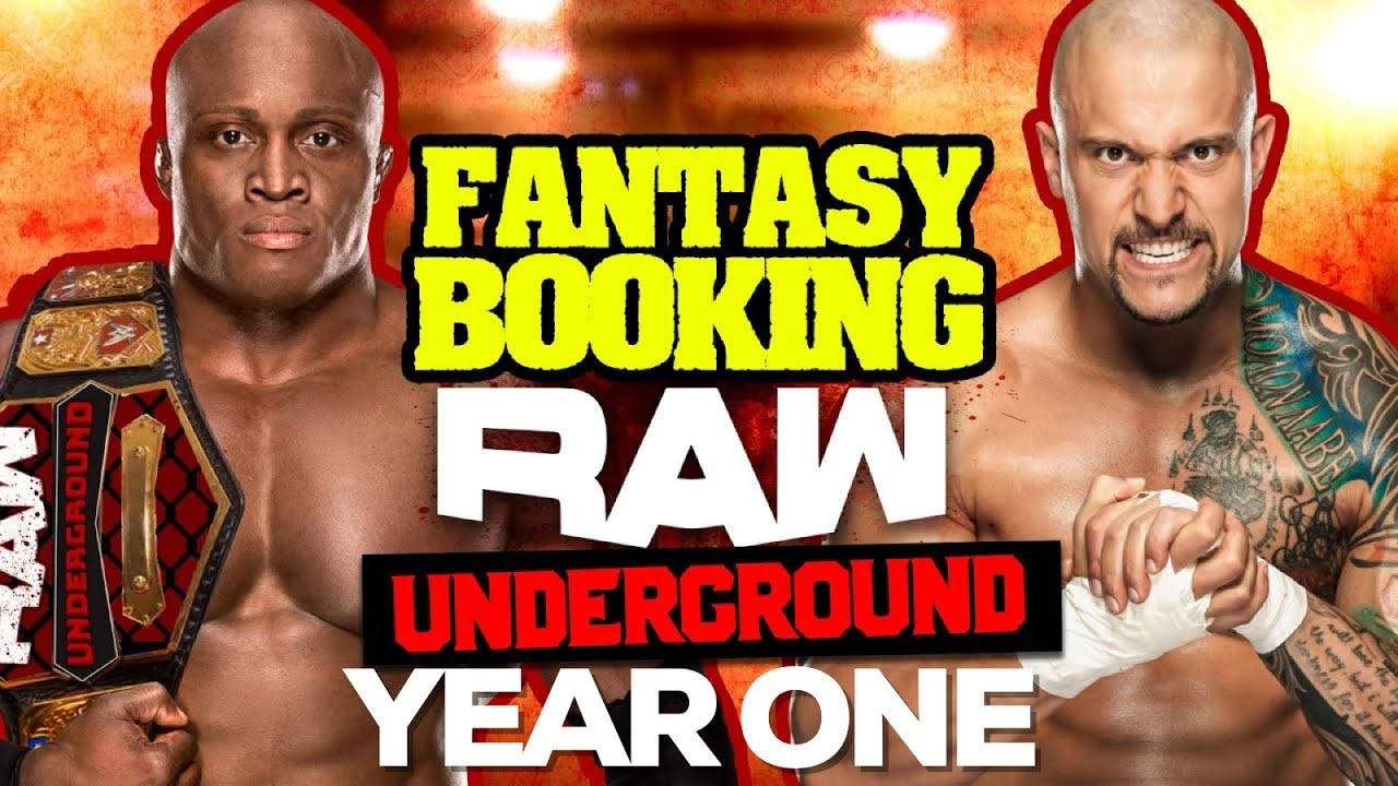 Fantasy Booking The First Year Of Raw Underground | Going In Raw Podcast