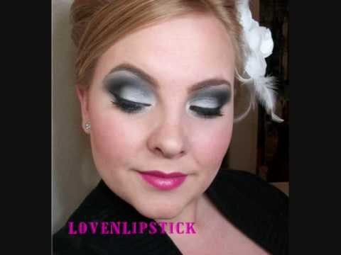 1900's Burlesque France Barbie Inspired Makeup Look ...