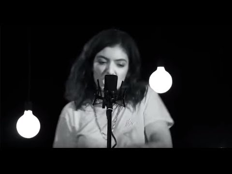 Lorde - Perfect Places (Stripped Down) (Live)