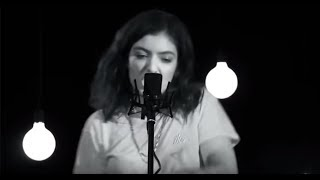Скачать Lorde Perfect Places Stripped Down Live