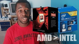4 Reasons AMD is Better than Intel