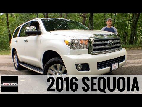 2016 Toyota Sequoia Platinum - LoyalDriven