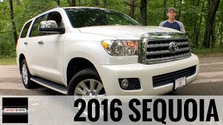 2016 Toyota Sequoia Platinum - LoyalDriven
