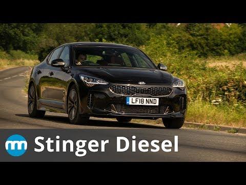 2018 Kia Stinger Diesel Review! Diesel Fun? New Motoring