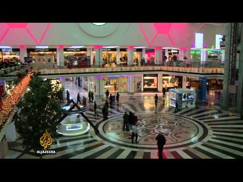 Daily life in Iraq's Kurdish city of Erbil