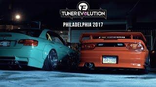 Tuner Evolution Philadelphia 2017 HALCYON (4K)