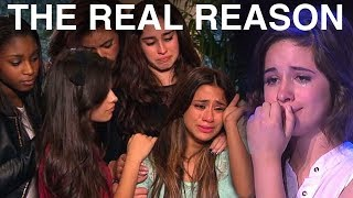 Download the ONLY REAL reason Camila Cabello left Fifth Harmony