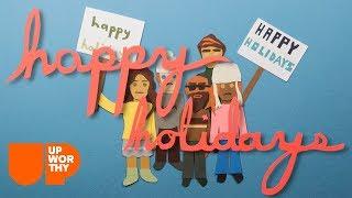 A Papercut History of Christmas