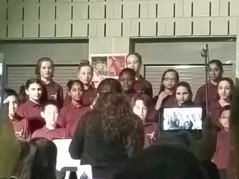 Marlboro Memorial Middle School Chorus