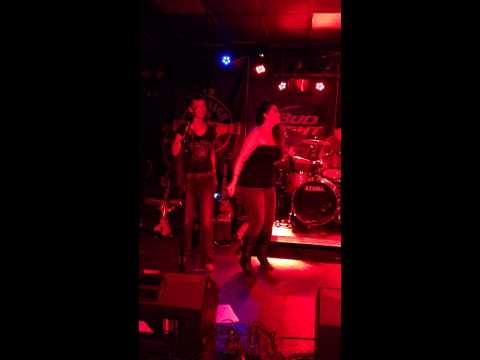 """""""Somethin' Bad"""" cover by Whiskey Wild live at The Claddagh"""