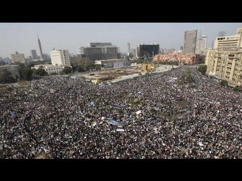 Testimonials from Tahrir Square