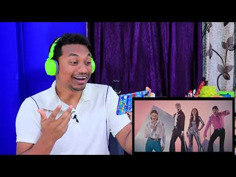 Reaction video Little Big - Uno Russia Eurovision 2020 | Crazy dance
