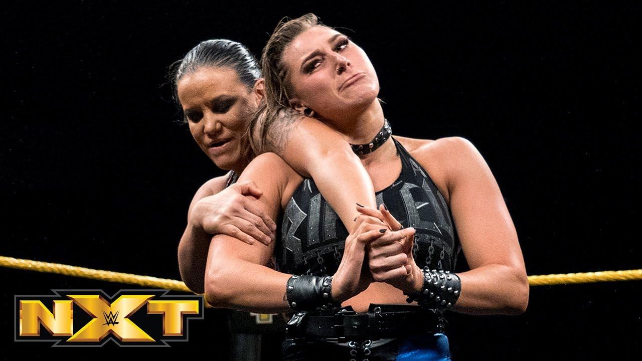 Rhea Ripley vs. Shayna Baszler: WWE NXT, Sept. 11, 2019