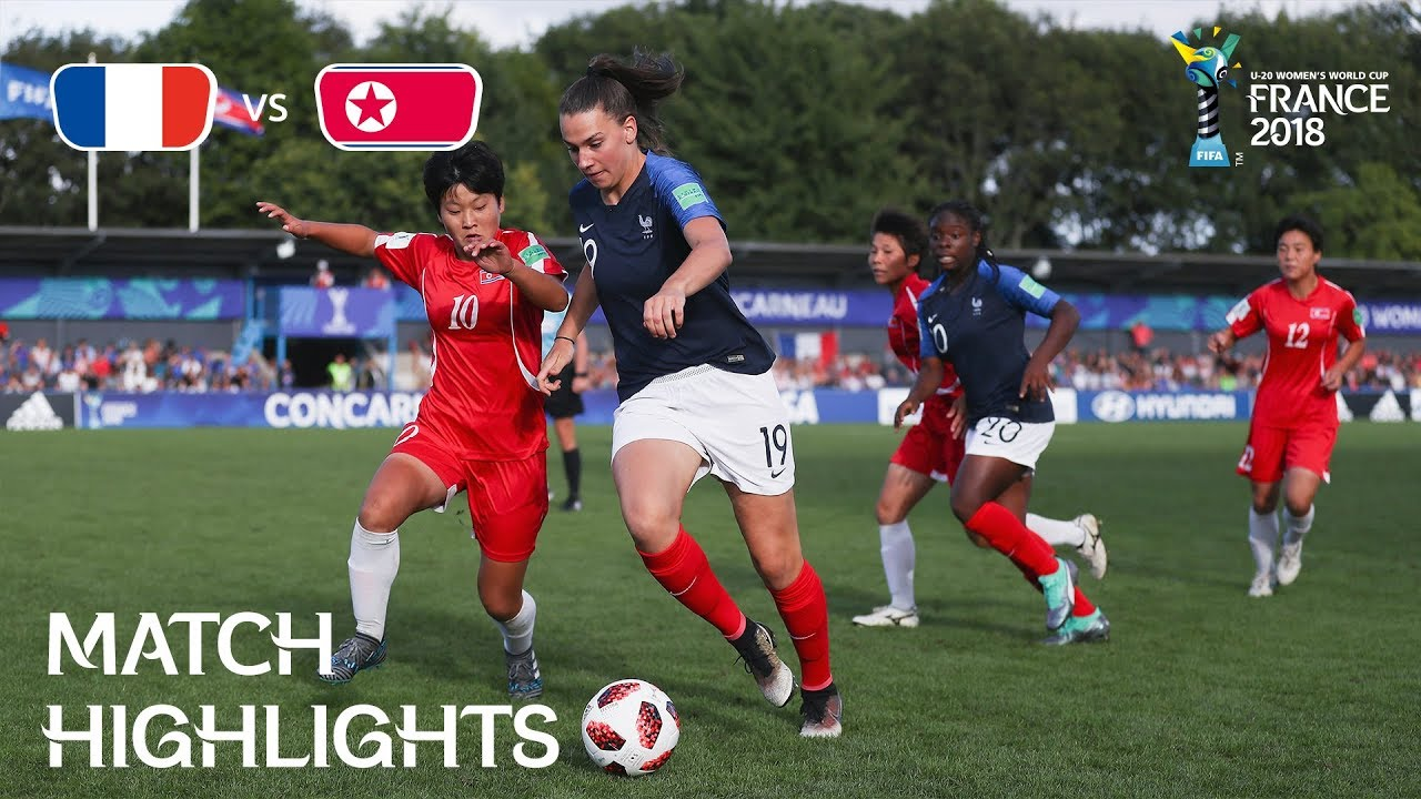 france-v-korea-dpr-fifa-u-20-women-s-world-cup-france-2018-match-25
