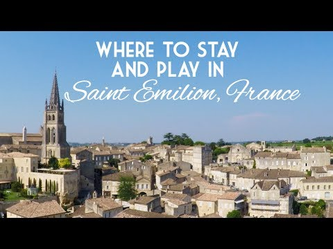 Where to play, where to stay in the Bordeaux wine region of France