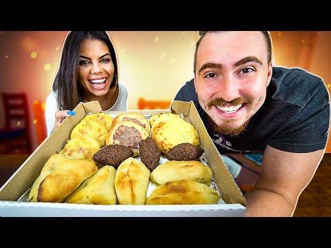 Comida Árabe boa e barata - Provando delivery´s /Gaba\