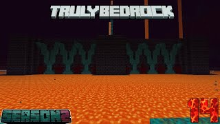 Truly Bedrock Season 2 Episode 14: Finishing the Gold Farm and Base Work