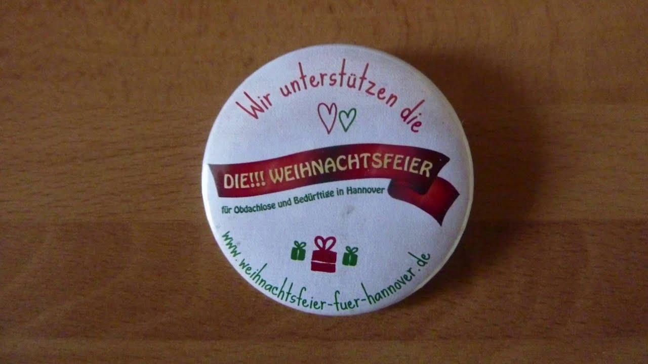 DIE!!! WEIHNACHTSFEIER - GESCHENKE-FLASHMOB 2015 - YouTube