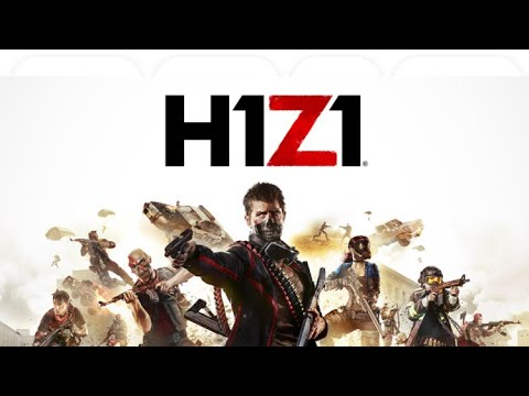 H1Z1 PS4 MY FAVOURITE GAME ON PS4