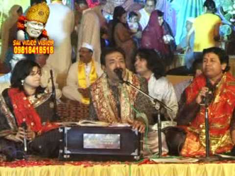 shirdiwale baba meri bigdi banade- Paras Jain- sai sahara mitra mandal-sai bhajan