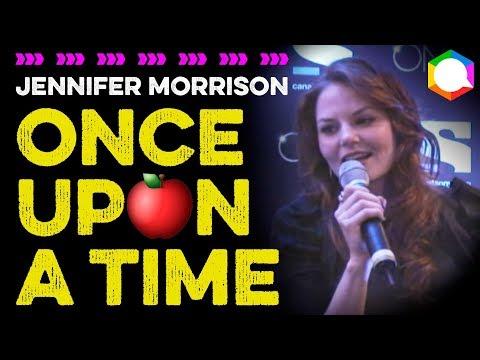 🍎 Jennifer Morrison contou tudo sobre Once Upon a Time. VEM!!! | BOXPOP