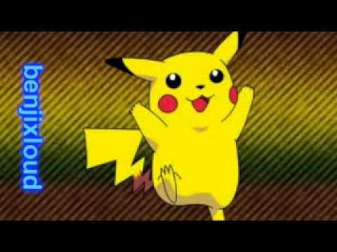 Tonos de pikachu