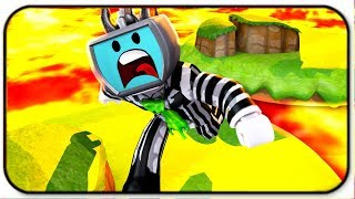 Roblox Crumble - My World Is Crumbling Around Me! (Super Fun Game)