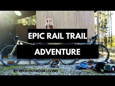 Tackling Yellowstone's Forgotten Rail Trail: Trek 920