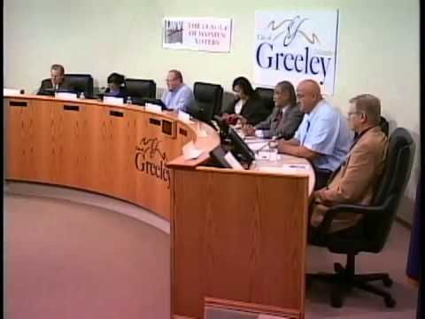 Greeley Mayoral and City Council Candidates Forum Oct 3
