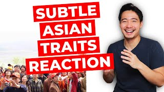 Reacting To SUBTLE ASIAN TRAITS (My Favourite Videos!)