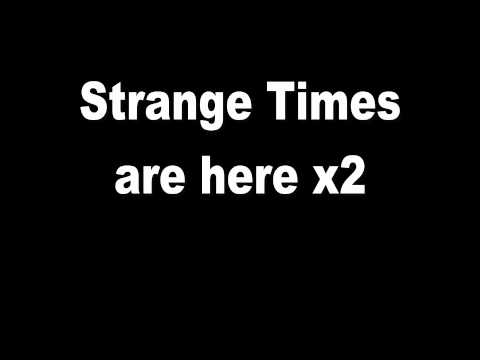 The Black Keys - Strange Times w/ Lyrics