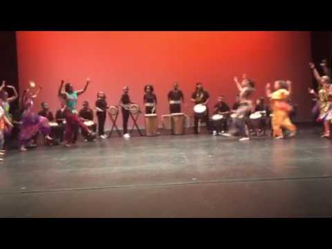 KUKU - West African Dance