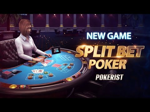 Split Bet Poker - A New Game - 동영상